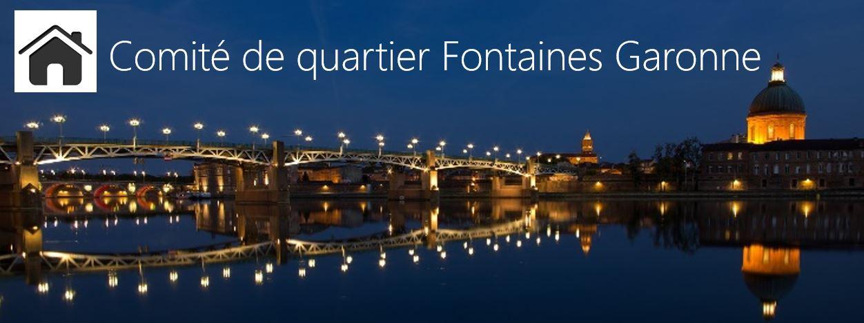 Comité de quartier Fontaines Garonne